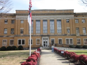 Historic McDowell County Courthouse