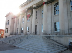 Rutherford County Courthouse Jan 2013
