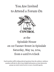 mind control forum